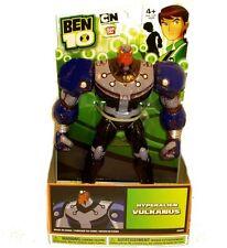 "BEN 10 Alien 8"" Hyperalien Vulkanus Cartoon Network New 2011 Factory Sealed"