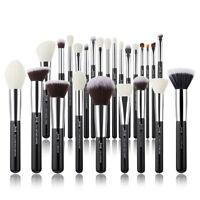Jessup 25Pcs Best Makeup Brushes Set Powder Blusher Foundation Kabuki Contour