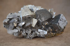 Rare Awesome Arsenopyrite Crystal Specimen San Pedro Mine, Catorce Mexico