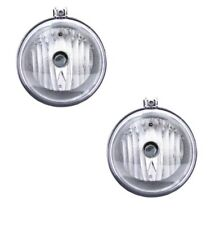 Pair Front Left Right Fog light lamp for Jeep Patriot Compass 2007-2009 Dodge