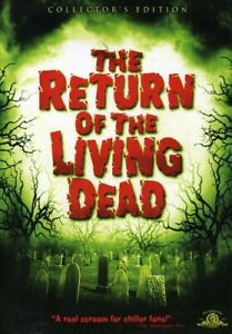 RETURN OF THE LIVING DEAD (SPECIAL) NEW DVD