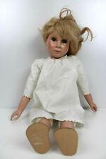 Puppe WERNICKE 1987/4 50 cm * Doll Girl