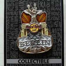Pin Anstecknadel Hard Rock Cafe Berlin Core Icon Series Brandenburger Tor NEU