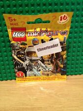 LEGO 8683 SERIES 1 .CHEER LEADER BRAND NEW SEALED