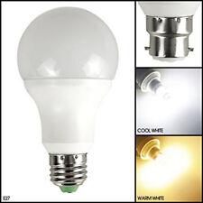 3/5/7/9 Watt LED Light Bulb B22 E27 - Automatic Dusk To Dawn Sensor MSC Lamp