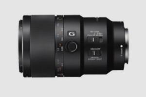 New Sony SEL90M28G FE 90mm f/2.8 Macro G OSS Lens