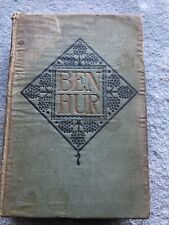 Ben Hur By Lew Wallace - Wallace Memorial Edition Harper & Brothers Pub. 1908