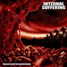 INTERNAL SUFFERING CD Unmercyful Exterminat + 4 bonus tracks (Limited Reissue)