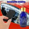 9H Hardness Auto Car Headlight Len Restorer Repair Liquid Polish Cleaning Tool-