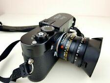 Leica M-P (typ 240) camera w Summilux-M 35mm f 1.4 ASPH lens alt Leica for M10..