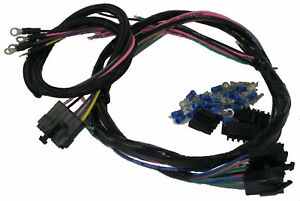 Classic Instruments 6 Gauge Wiring Harness New Ford GM SN84