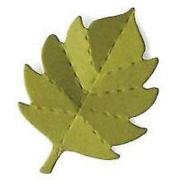 "Leaf Quickutz 2x2"" Thin Metal Die by Lifestyle Crafts DS0291 NEW!"