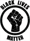 Black Lives Matter Fist Poster 24x36 inches