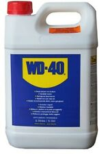WD-40 49506 Tanica Lubricante con Dosatore Spray 5L - Blu