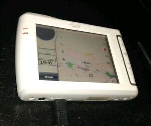 Mio DigiWalker C310x GPS & Car Charger Tested Maps Navigation Navigator Bundle