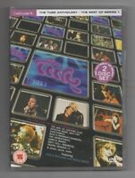THE BEST OF THE TUBE SERIES 1 *RARE WITHDRAWN 2 DVD SET RARE U2  BONO INTERVIEW*