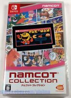 NAMCOT COLLECTION Brand New NINTENDO SWITCH Game Namco JP IMPORT -- USA Seller
