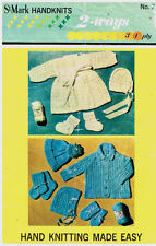 Vintage Patterns for Crocheting and Knitting Dresses