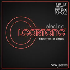 Cleartone 9520 Heavy Strings Dave Mustaine Light Top Heavy Bottom Coated 10-52