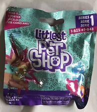 Littlest Pet Shop - Series 1 - Wear It Ring Blind Bag