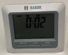 Habor Grillthermometer Fleischthermometer Thermometer für Grillen (1)