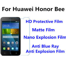 3pcs For Huawei Honor Bee High Clear/Matte/Anti Blue Ray Screen Protector