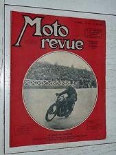 MOTO REVUE N°872 1946 350 CMC S.N.E.C.M.A. COURSE DU BOIS DE BOULOGNE ST CLOUD