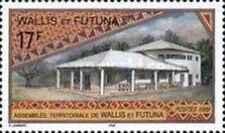 Timbre Wallis et Futuna 531 ** année 1999 lot 26526