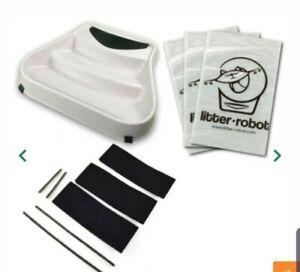 Litter-Robot 3 Accessories Bundle: Ramp+ Liners + Filters