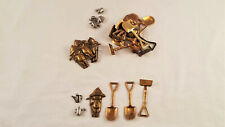 & Crafting, Made In Usa 30 Brass Gardening Stampings- For Jewelry
