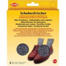 Kleiber 93004 Schuherfrischer, Geruchsentferner, Entfeuchter, Wiederverwendbar