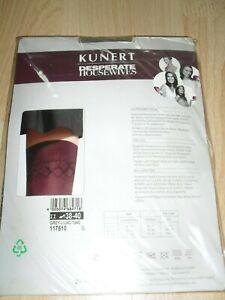 Kunert Straps Strümpfe Desperate Housewives Gr. 38/40 2020/XI grau