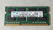 Samsung 4GB DDR3 PC3-12800S Sodimm Memory RAM - M471B5273CH0-CK0