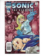 Archie Comic 2002 Sonic the Hedgehog #105 VF
