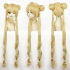 Girl Sailor Moon Cosplay Costumes Wig Tsukino Usagi And Princess Serenity wigs