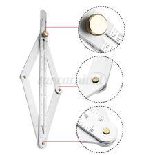 Verstellbarer Winkellineal Alu 600mm Winkelmesser Schmiege Gehrungswinkel