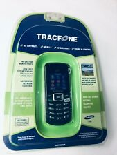 New Samsung Tracfone T105G  Basic Simple Bar Type Prepaid Mobile Cell Phone