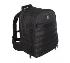 Black Line Range Pack BLACK Shooting Gear Backpack Traveler Pistol Gun GO Bag-
