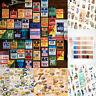 DIY Handwerk Boxed Stickers Scrapbooking Etiketten für Tagebuch Papier Sticker