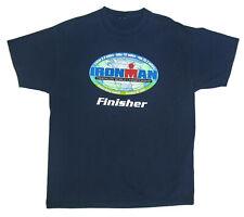 Ironman World Championships Finisher T-shirt Kona Hawaii Triathlon 2002 Sz M-L