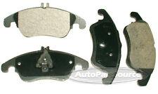 Tru Star PPM1342 Disc Brake Pad-Semi-Metallic Pads Front