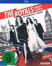 Blu-Ray THE ROYALS TV SERIES THIRD SEASON 3 Elizabeth Liz Hurley Region B/2 NEW