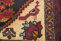 Authentic  Wool RNRN-336 2'2'' x 3'0'' Persian Balooch Rug