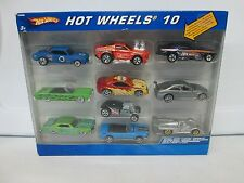 Hot Wheels 10 Car Pack w/ Mustangs