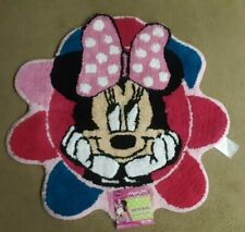 "Disney Minnie Mouse 28"" x 28"" Bath Rug ~Brand New With Tags~"