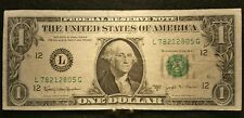 FREE SHIPPING Currency 1963 B One Dollar San Francisco Green Seal J. Barr Note