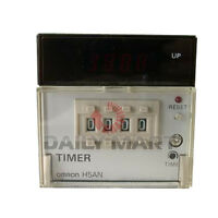 OMRON NEW H5AN-4D PLC Digital LED Timer 100-240V AC
