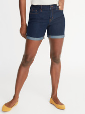 NWT: old navy Mid-Rise Slim Jean Shorts For Women - 5 $25 (8)