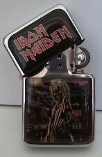 """Iron Maiden Killers"" - Accendino Tristar - Tristar Lighter - Encendedor Tristar"