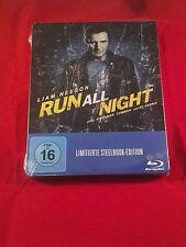 Run All Night Blu-Ray limited Steelbook,Region Free